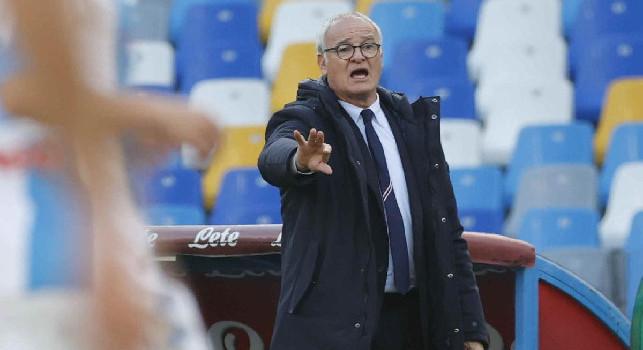 Sampdoria, Ranieri: Non avrei escluso McKennie, Arthur e Dybala