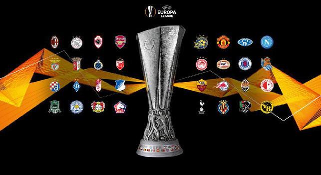 Sorteggi Europa League diretta
