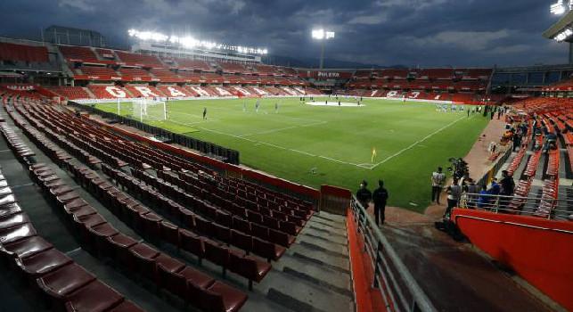 Europa League, il Napoli giocherà l'andata al Nuevo Estadio de Los Cármenes: è la prima volta [FOTOGALLERY]