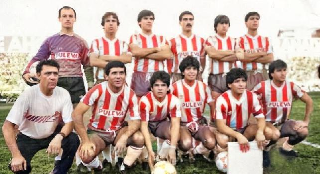 Europa League, corsi e ricorsi storici: quella volta che Maradona vestì la maglia del Granada [VIDEO]