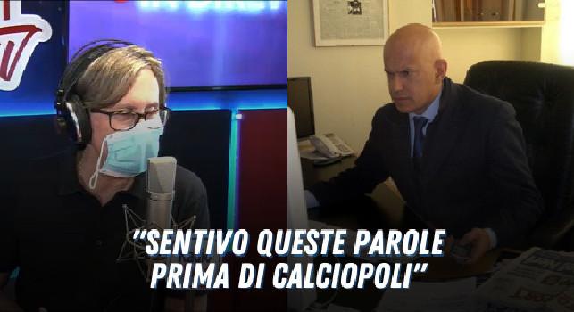 Battibecco Auriemma-De Paola sulla questione Insigne: Sembri tifoso della Juve, togliti la sciarpa. La risposta: Non vedo complotti [VIDEO]