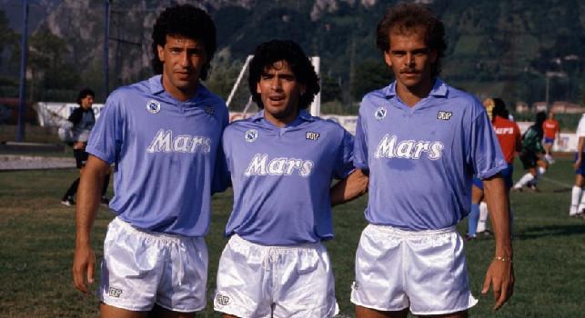 """Agostini a CN24: Abbracciai Diego dicendogli """"Sei sempre il più forte"""", mi rispose da persona umile"""
