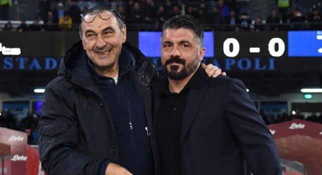 Sarri, l'agente: Nessun contatto con la Fiorentina
