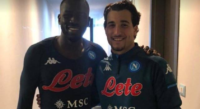 Napoli, 'rinforzo' in casa per Gattuso: si sta già allenando col gruppo, può fare due ruoli