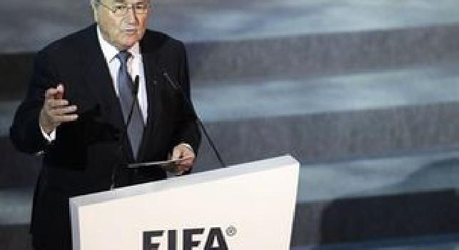 Blatter ricoverato in ospedale, condizioni gravi