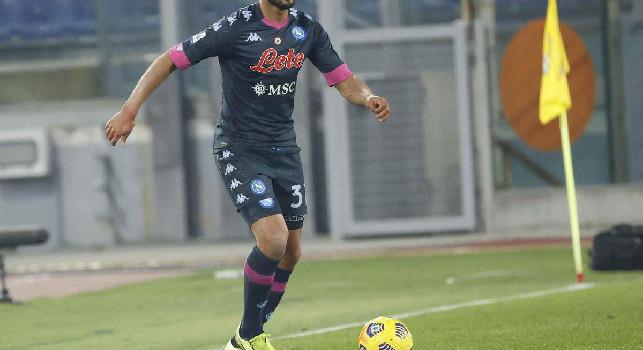 Cdm - Napoli-Empoli ampio turn over: titolari Elmas, Lobotka e Ghoulam