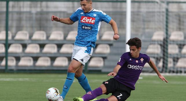 Davide Costanzo, difensore classe 2002 della Primavera sarà la sorpresa tra i convocati di Napoli-Empoli