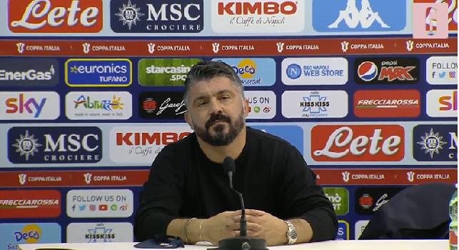 Supercoppa, Gattuso presenterà la gara con la Juve martedì in conferenza stampa