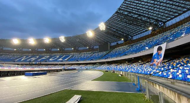 Stadio Maradona, scelta la data per l'inaugurazione: sarà il 29 luglio, verrà scoperta anche la statua per Diego