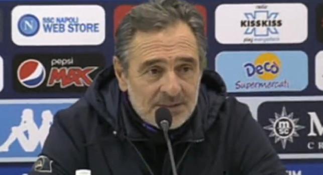 Fiorentina, Prandelli in conferenza: Difficile commentare un 6 a 0, chiediamo scusa ai tifosi. Forse abbiamo avuto un calo fisico