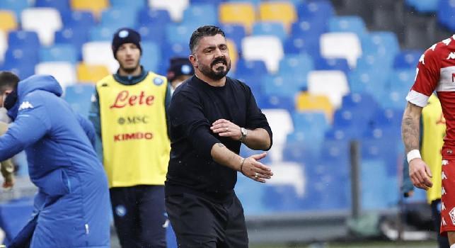 Emergenza attacco Napoli, Tuttosport: Petagna è in dubbio per la Supercoppa, Mertens non può essere nella miglior condizione