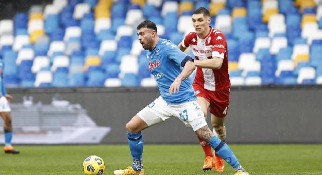 Gazzetta - Napoli in ansia per Petagna: esami oggi, botta o un problema muscolare? In caso di forfait, pronte due soluzioni in Supercoppa