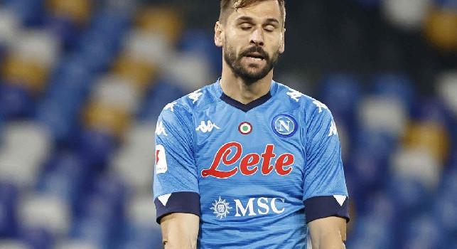 Sky - Udinese, accordo con il Napoli per Llorente: lunedì la fumata bianca