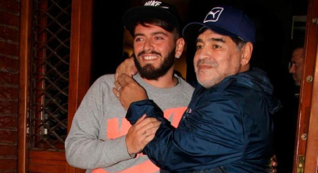 Maradona jr: Papà merita una festa, non ha senso parlare di inaugurazione dello stadio senza pubblico