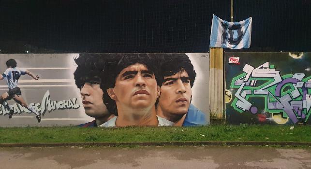 Scampia Maradona