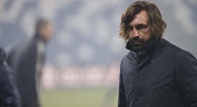 Juventus, Pirlo: Primo trofeo da allenatore speciale, dispiace per Rino ma mi porto a casa la vittoria
