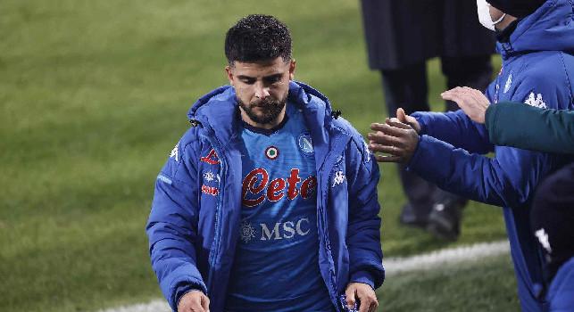 Dalle lacrime di Insigne alla delusione degli azzurri: le emozioni di Juventus-Napoli 2-0 [FOTOGALLERY CN24]