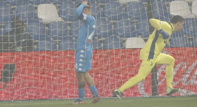 Il Napoli riparte dall'11 anti-Juventus, Il Mattino: Insigne ha avvertito la vicinanza di Gattuso e di tutti i compagni