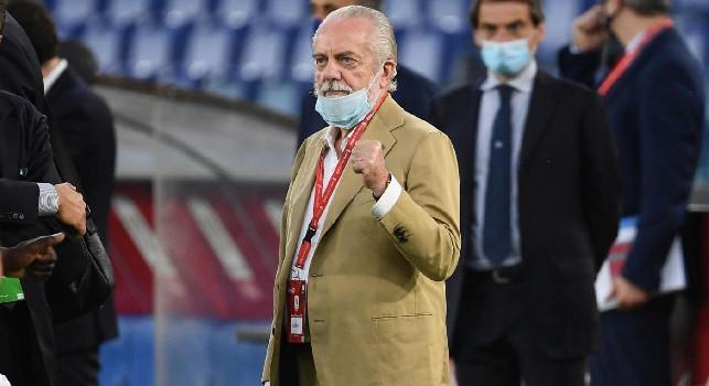 Gazzetta - Nel Napoli del futuro prevarranno i giovani: ADL taglierà il monte ingaggi del 40%