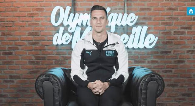 Napoli?, Milik glissa la domanda: Sono concentrato sul Marsiglia. Villas-Boas mi ha voluto fortemente, prometto gol e vittorie ai tifosi!