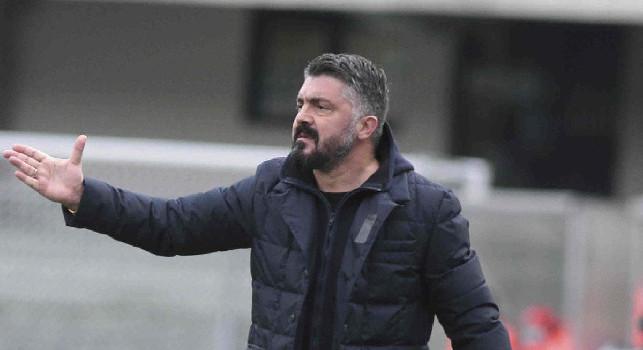 Sportitalia - Gattuso-ADL, rapporto ai minimi termini: il presidente ha contattato altri allenatori. A rischio anche Giuntoli