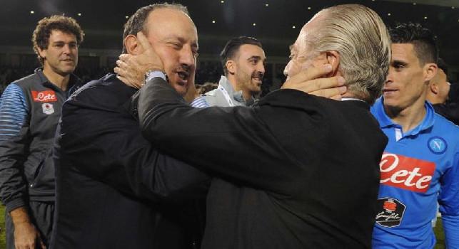 Telefonata ADL-Benitez, Rafa tentato chiede 48 ore per riflettere! Ultimatum a Gattuso, rischia