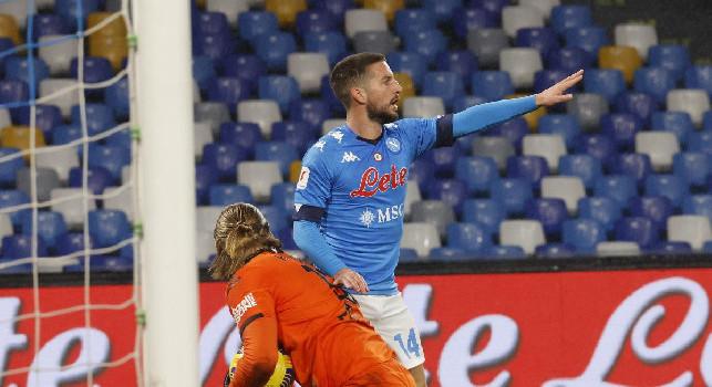 Dries Mertens è tornato a Napoli! Il belga è tornato da Anversa, l'annuncio lo dà...la moglie Kat