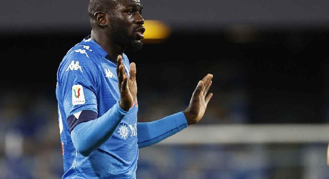 TMW - Koulibaly, è duello Man City-United! Pressing alto sul Napoli, anche Fabian Ruiz sul mercato senza rinnovo