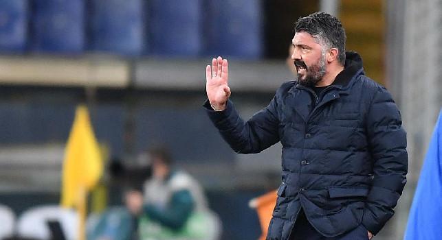 SSC Napoli: Gattuso non ha profili social attivi, gli account esistenti sono gestiti da terzi non autorizzati
