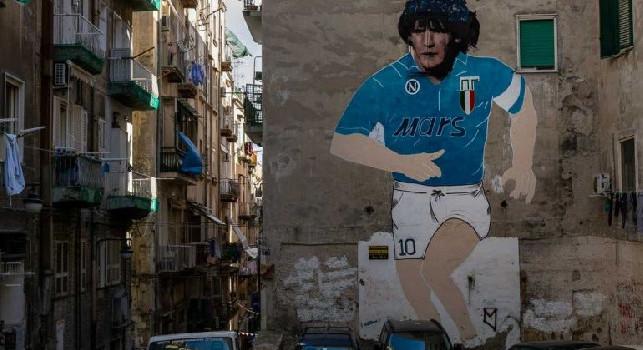 Maradona, la maglia del gol del secolo a Messico '86 è custodita dall'arbitro della gara