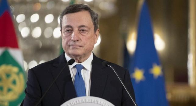Draghi annuncia: Vaccini prima ad anziani e persone fragili. Prossime settimane riaperture e non chiusure