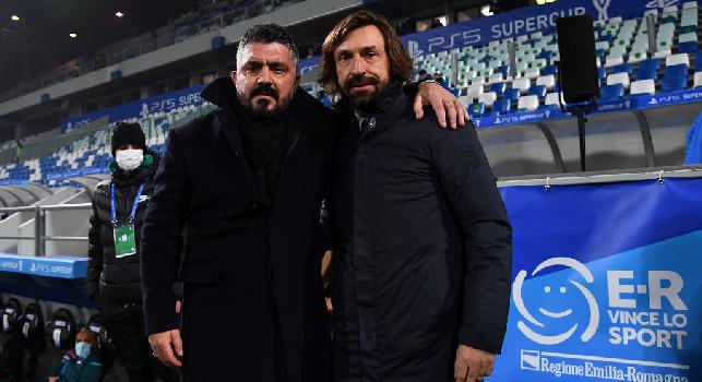 Juventus-Napoli, le probabili formazioni: Gattuso ritrova Koulibaly e rilancia Demme e Lozano, Pirlo con McKennie e Arthur