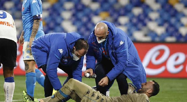 Non ho nulla, è passato tutto. Il Mattino: Ospina si ostinò con Gattuso per rimanere in campo! La reazione del mister al ko