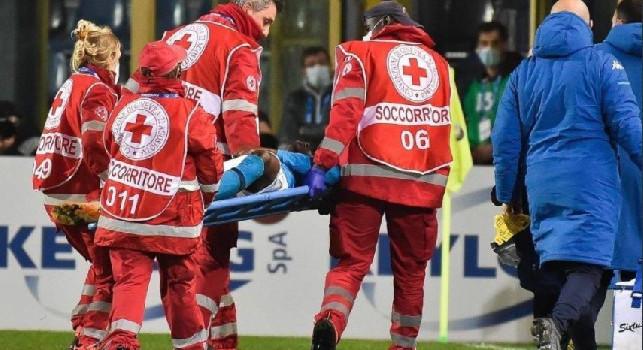 Sky, Napoli-Benevento, le ultime: out ancora Osimhen, Gattuso spera in un recupero a centrocampo. Inzaghi perde Glik