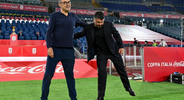 Sportitalia - Sarri-Roma nuovi contatti ma spunta l'ipotesi Tottenham: piace dai tempi di Napoli