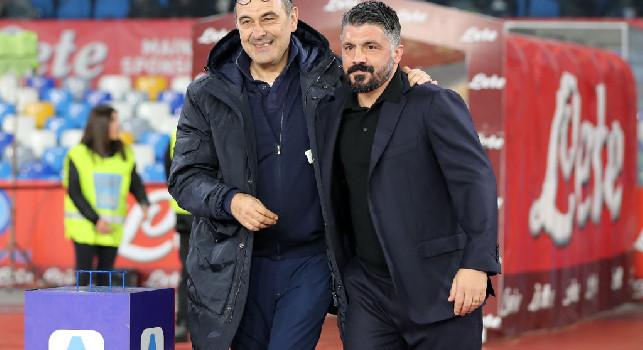 Sky - Sarri, nessun contatto recente con Fiorentina e Napoli! Gradimento per la pista Roma