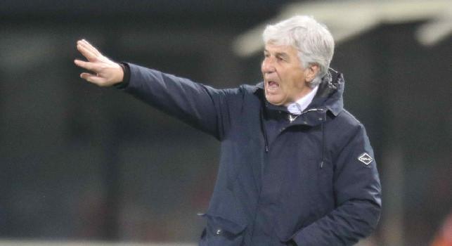 Atalanta, Gasperini: Inter? La rigiocherei così altre 100 volte: abbiamo perso per un episodio