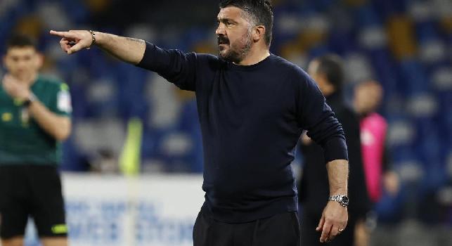 Cds, Salvione: Gattuso lascia il Napoli a fine stagione, ADL pensa a Italiano e Juric. Insigne e Mertens rinnoveranno
