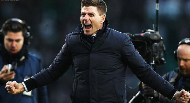 Scozia - Impresa dei Rangers di Steven Gerrard, sono campioni dopo 10 anni! Fermata a 9 la striscia dei Celtic