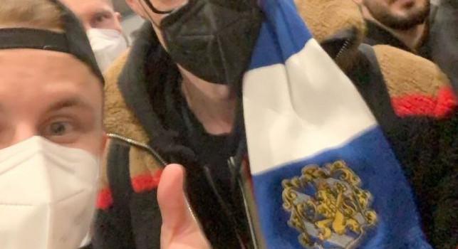 Hamsik sbarca in Svezia tra il calore dei tifosi del Goteborg [FOTOGALLERY]