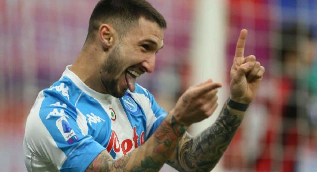 Milan-Napoli 0-1, le statistiche: possesso palla e più tiri in porta dei rossoneri, ma la decide Politano! [FOTO]