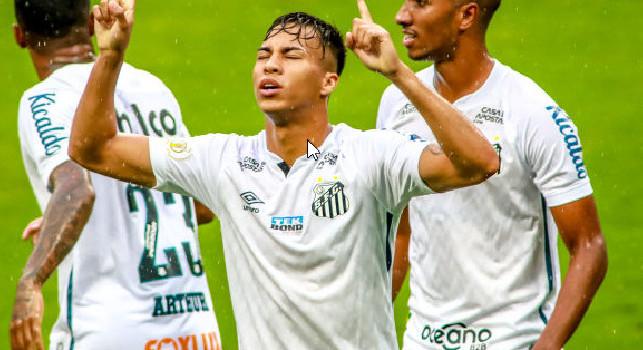 Altro che parametro zero! CorSport: Kaio Jorge alla Juventus costerà 7mln tra agenti e famiglia del brasiliano, più un indennizzo al Santos
