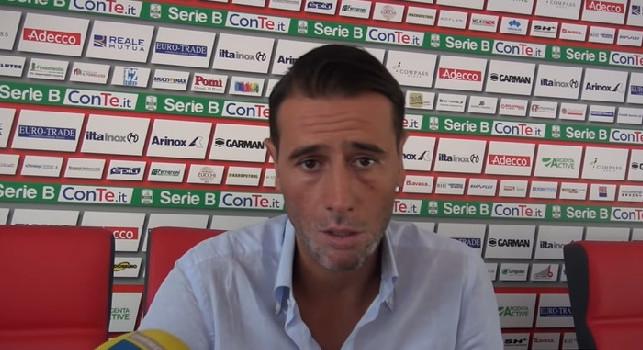 Rinaudo: Napoli piazza caldissima, giocarci è un privilegio! Peccato che De Laurentiis non punti sui giovani...