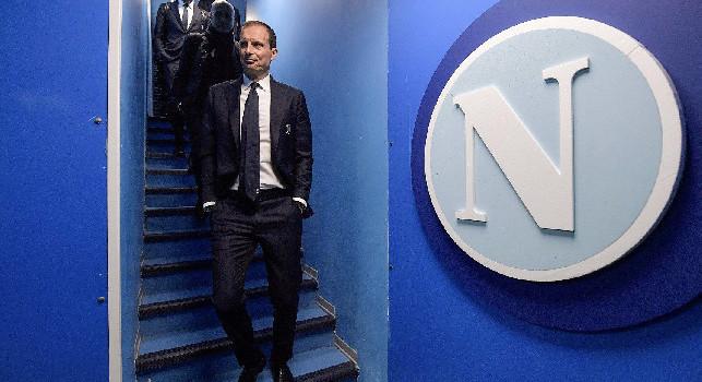 Allegri-Napoli, fonti vicine all'ex Juventus non smentiscono un approdo futuro [ESCLUSIVA]