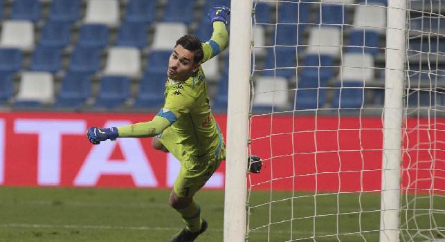 Alex Meret Napoli