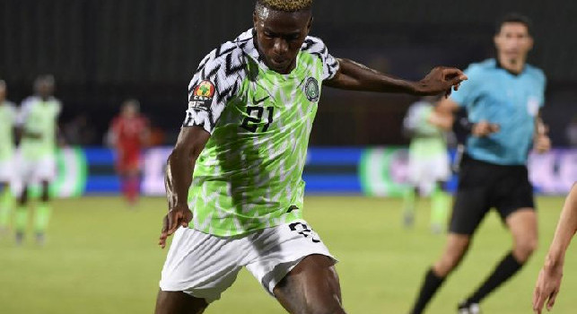 Nigeria, Osimhen a Iwobi colpito dal Covid: Sii forte