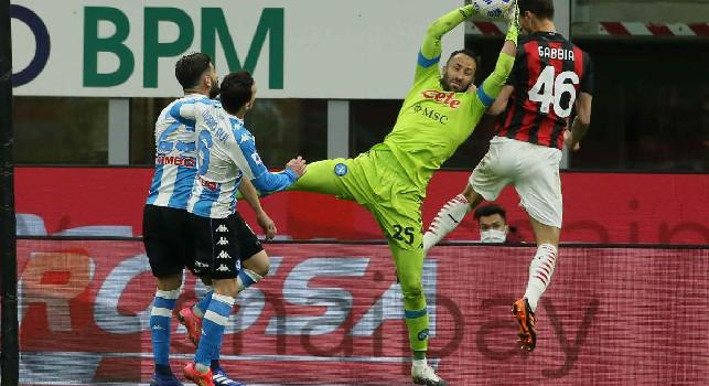 Tuttosport - Ospina e Fabian tornano il 30 luglio, possibile una richiesta di Spalletti al Napoli