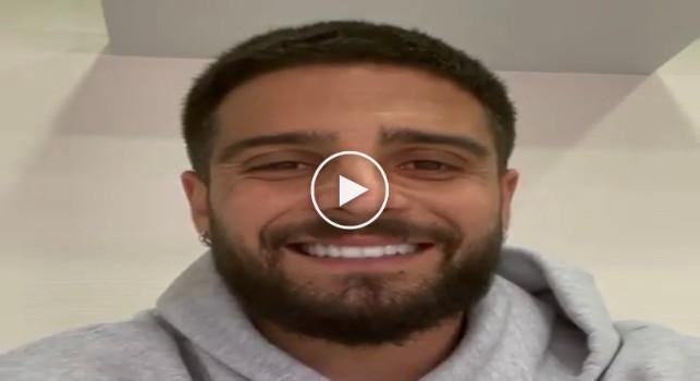 Insigne, videomessaggio ai bambini del Santobono: Piccolo pensiero per Pasqua, appena possibile verrò da vicino! [VIDEO]