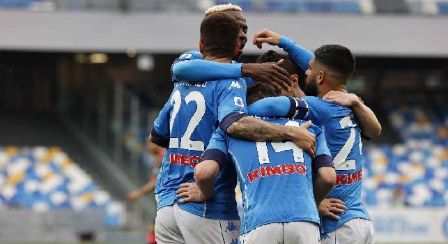 UFFICIALE - SSC Napoli: Negativi al Covid-19 i tamponi effettuati al gruppo squadra in partenza per Torino