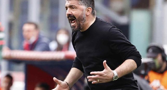 Le dieci statistiche di Juventus-Napoli: dal 40% di vittorie di Gattuso al record che gli azzurri possono raggiungere